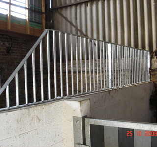 RG Steel Ferronnerie - Aménagement équestre