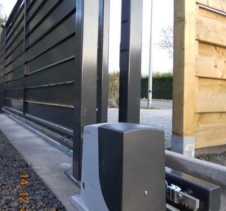 RG Steel Ferronnerie - Motorisations