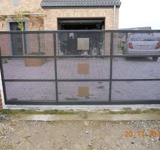 RG Steel Ferronnerie - Grilles et portails