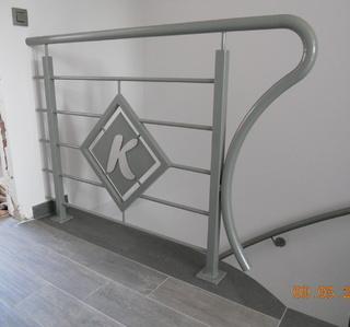 RG Steel Ferronnerie - Rampes et garde-corps